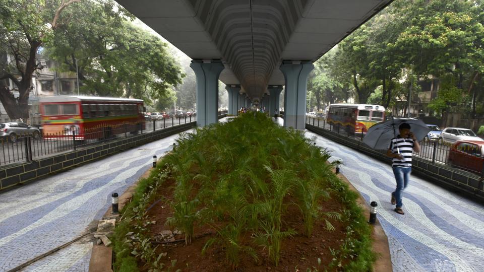 Mumbai,gardens,flyovers