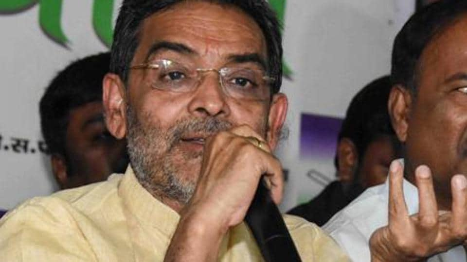 Upendra Kushwaha on Thursday launched a scathing attack against both the BJP government at the Centre as well as the Nitish Kumar-led JD(U) government in Bihar.