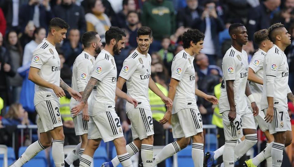 Real Madrid,Melilla