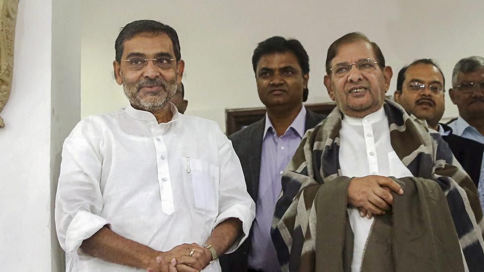 Upendra Kushwaha,Sharad Yadav,2019 elections