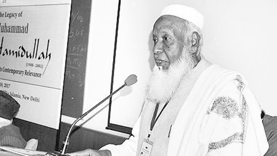 Asrar-ul-Haque Qaxmi