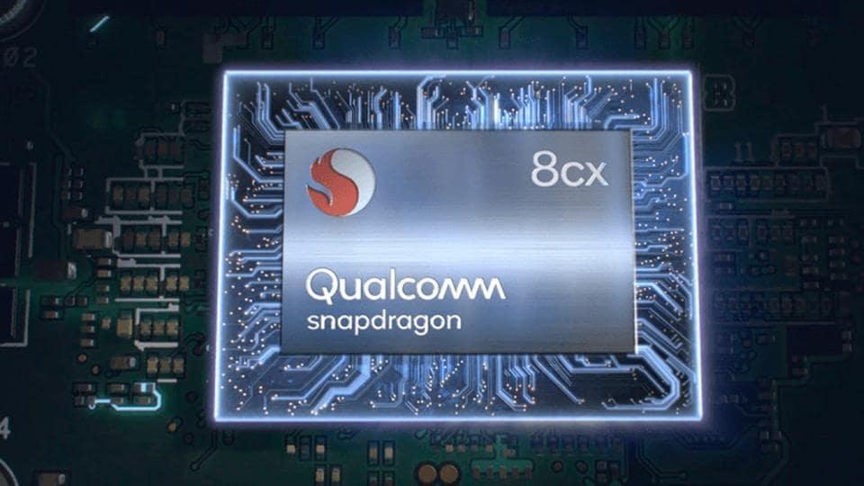 Snapdragon 8cx,Qualcomm,Intel