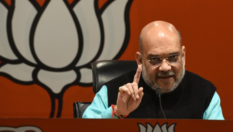 BJP,Amit Shah,Mamata Banerjee