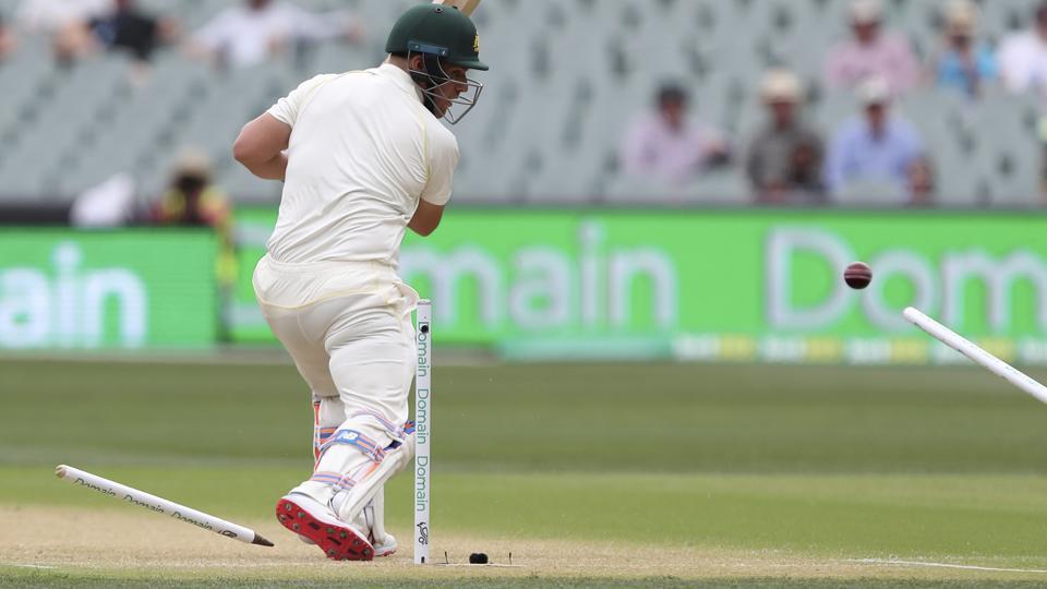 Ishant Sharma,India vs Australia,Aaron Finch