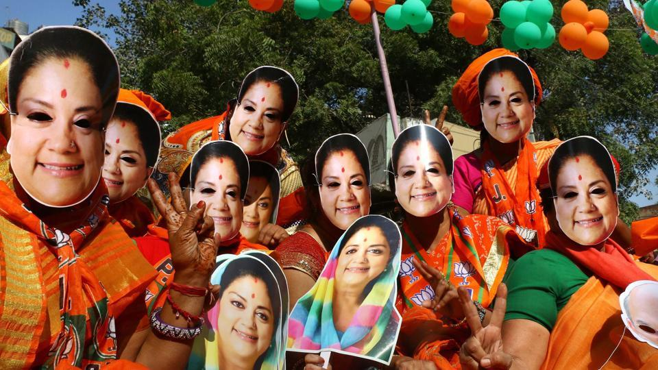 Rajasthan exit polls,Rajasthan assembly elections 2018,Rajasthan polls
