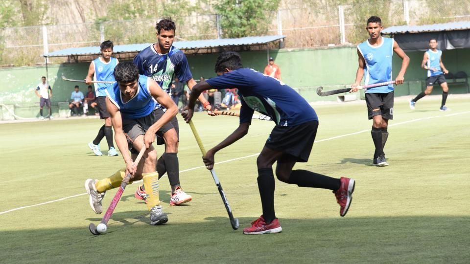 Odisha Mp Prevail In Men S Hockey Nagpur Claimed A Spot In Finals