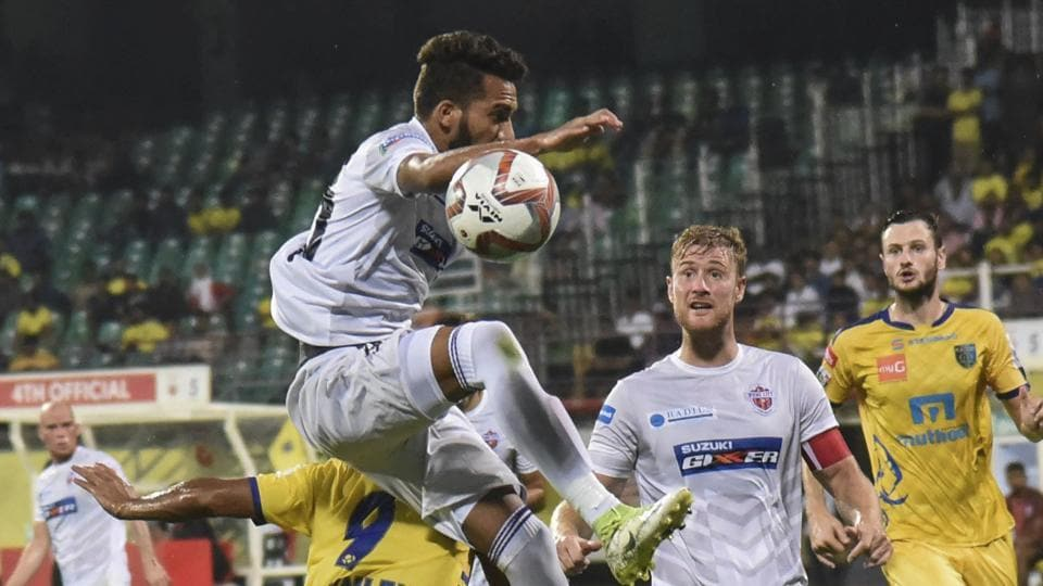 Kerala Blasters,FC Pune City,Indian Super League