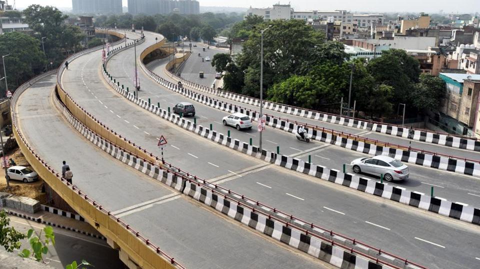 delhi,rani jhansi flyover,delhi govt