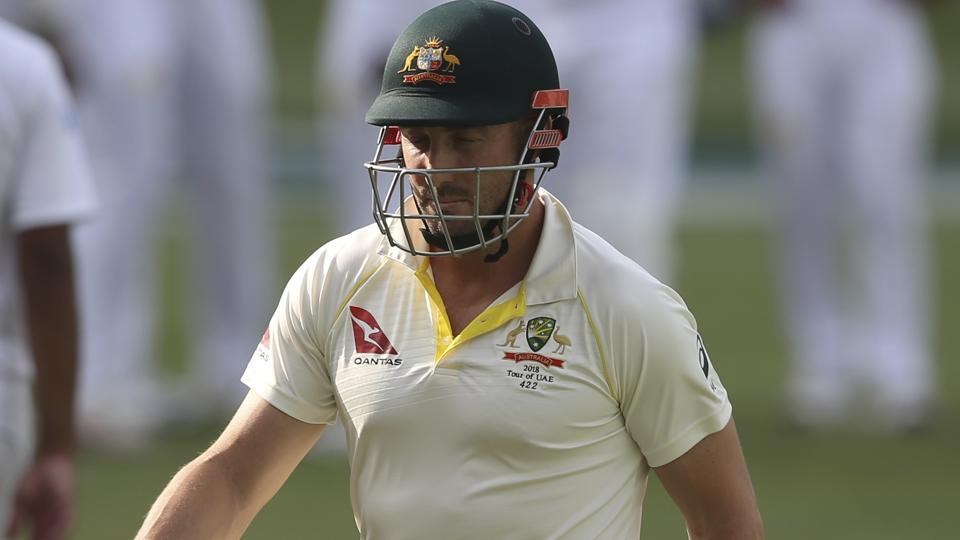 India vs Australia,Shaun Marsh,Shaun Marsh wicket