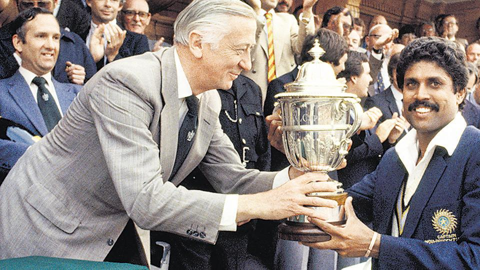 The 1983 World Cup victory in London helped Team India gain confidence in their game, overseas.