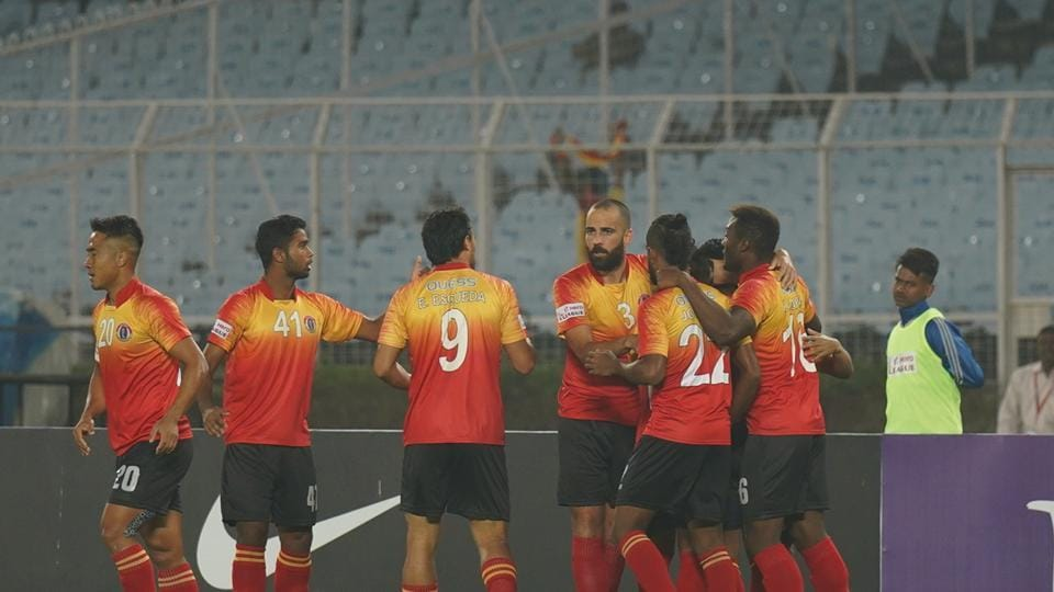 East Bengal had lost their last three matches after winning their first two.