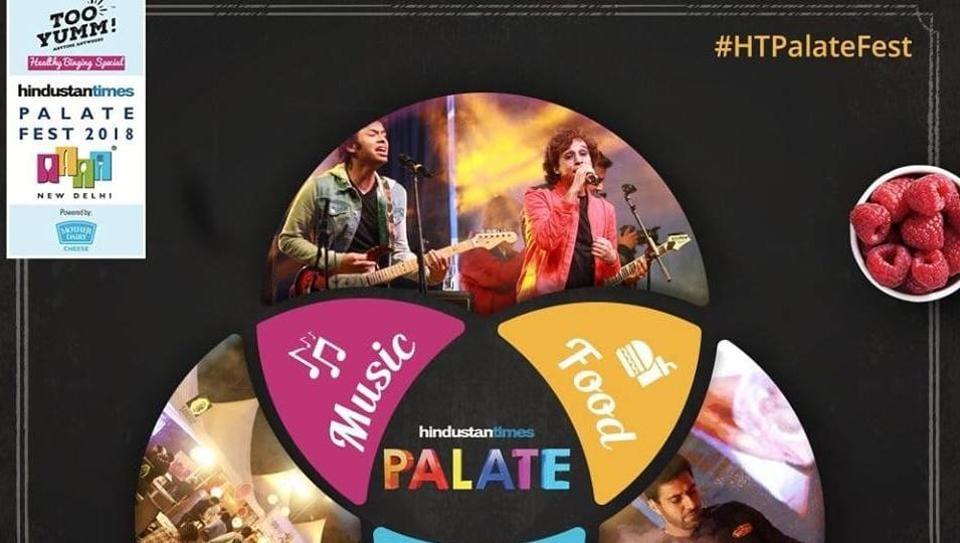 Palate Fest,HT Palate Fest,Palate Fest 2018