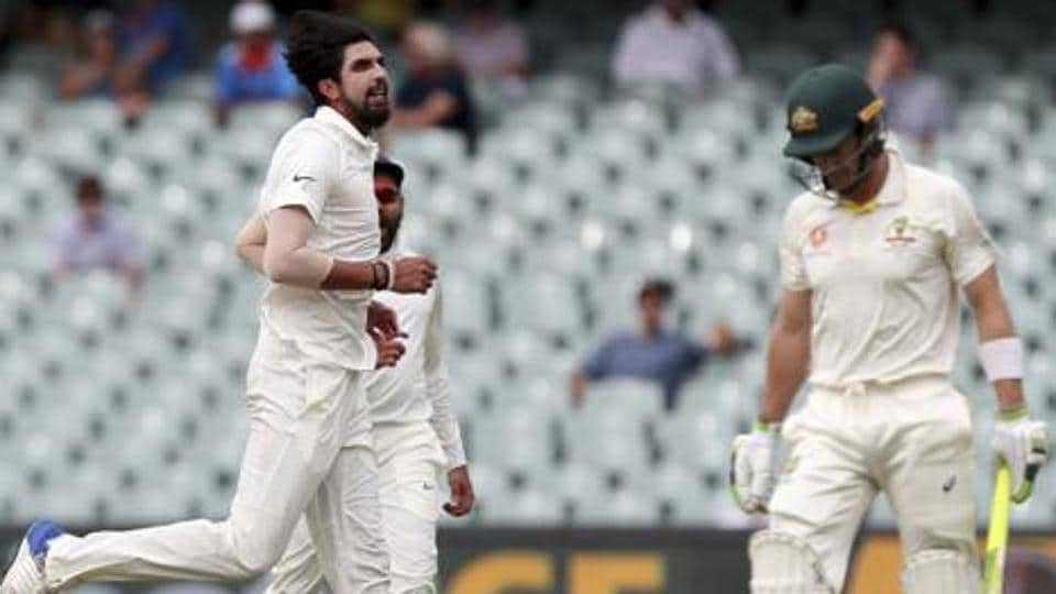 India set Australia record chase to win opening Test