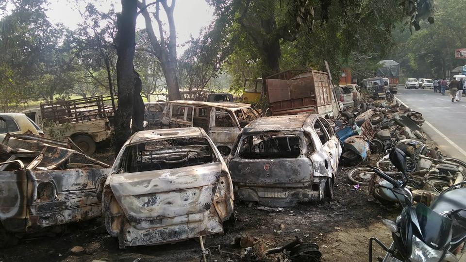 Bulandshahr,violence,Uttar Pradesh