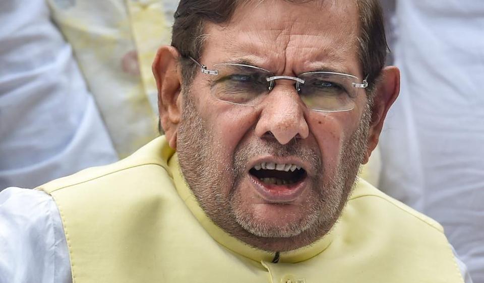 Sharad yadav,vasundhara raje,sharad yadav calls rajasthan CM fat
