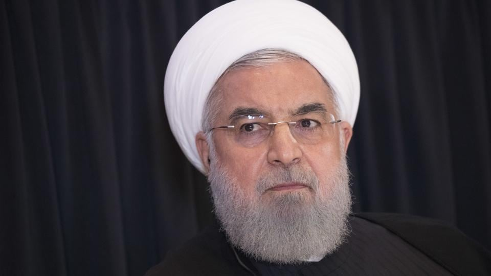 Iran,Hassan Rouhani,US sanctions