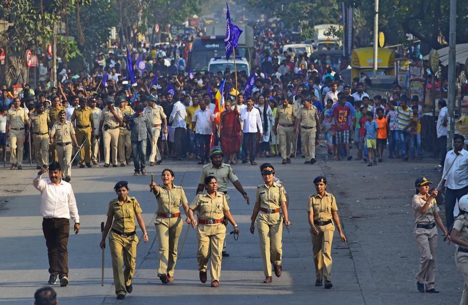 Pune,Bhima Koregaon violence,Pune-Ahmednagar highway