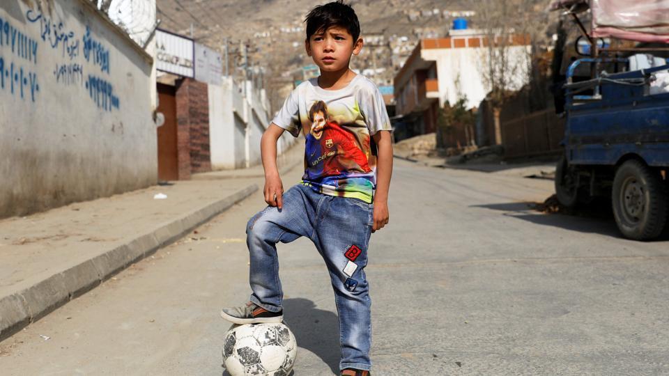 Afghanistan,Lionel Messi,Taliban
