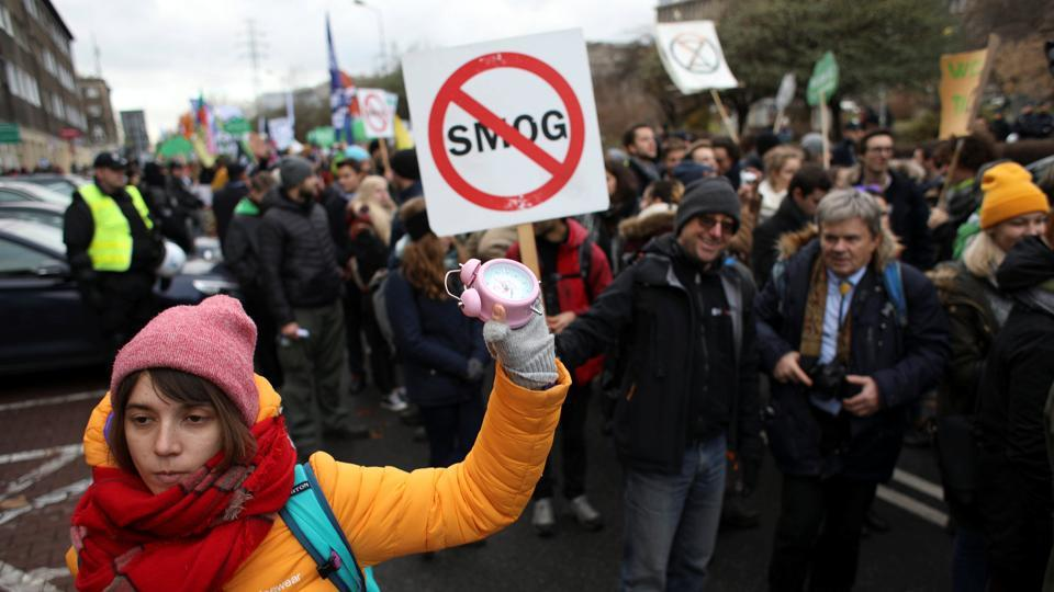 Climate change,Global warming,COP24