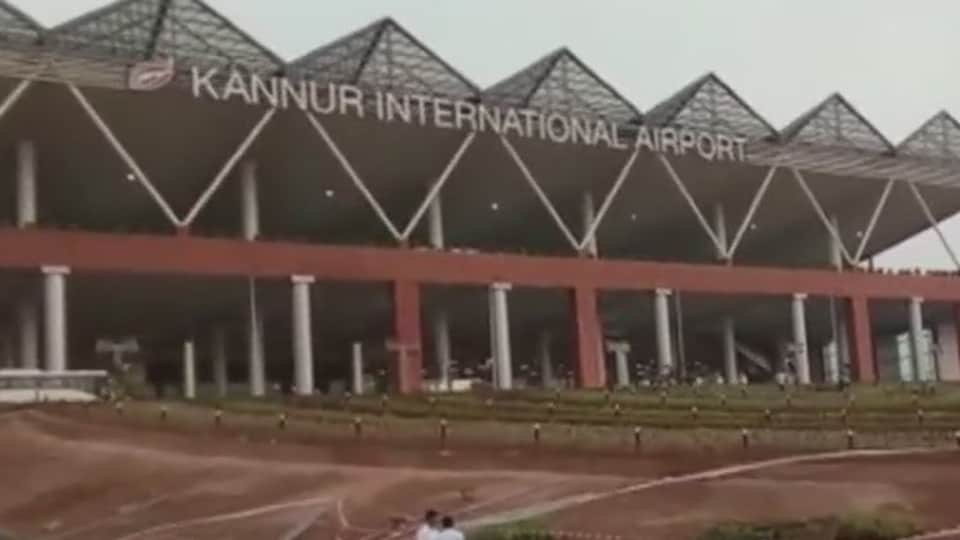 Kerala's fourth international airport at Kannur was inaugurated on Sunday jointly by Union civil aviation minister Suresh Prabhu and chief minister Pinarayi Vijayan by flagging off the maiden Air India Express flight to Abu Dhabi.