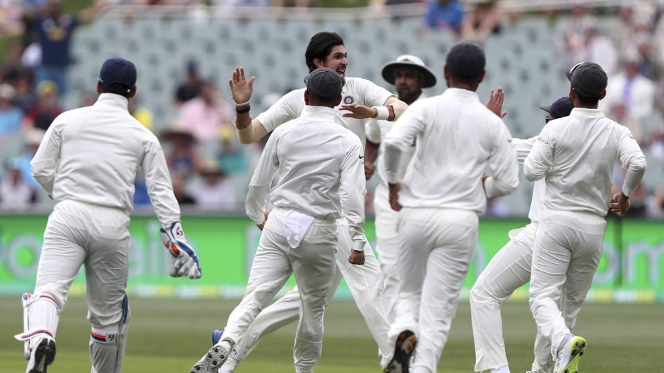 India Vs Australia Live Cricket Score 1st Test Day 4 In Adelaide