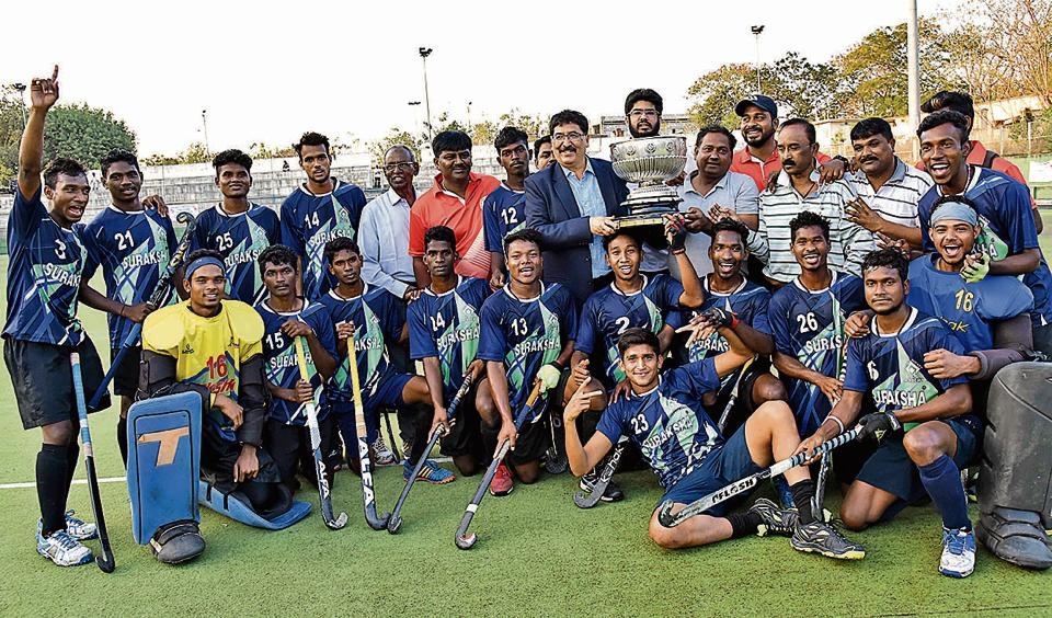Aga Khan Cup Hockey Rock Solid Defence Helps Odisha Clinch Title