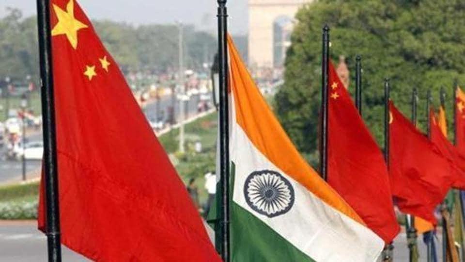 India,china,military drill
