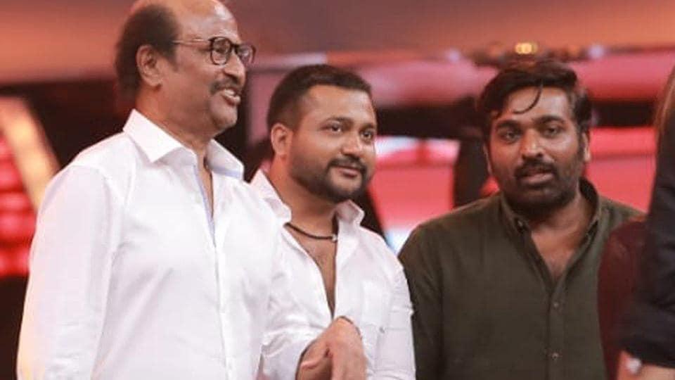 Rajinikanth At Petta Launch Vijay Sethupathi Is Not A Good Actor