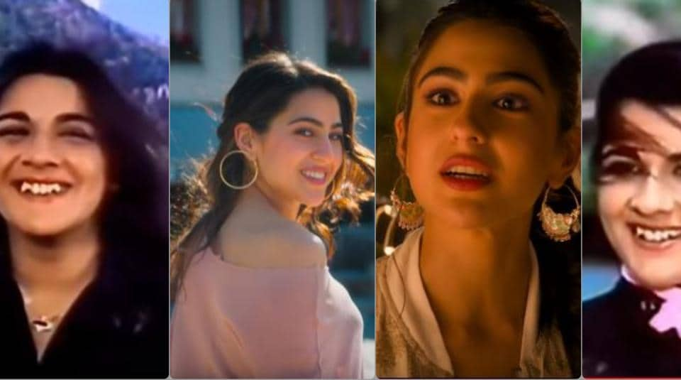Sara Ali Khan reveals story of her dramatic weight loss