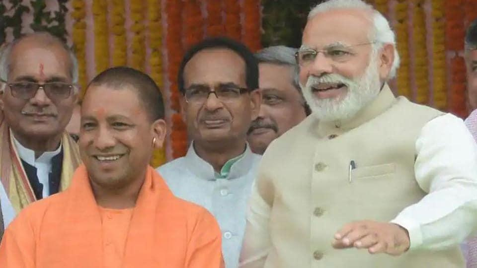 Yogi Adityanath,2019 elections,Narendra Modi