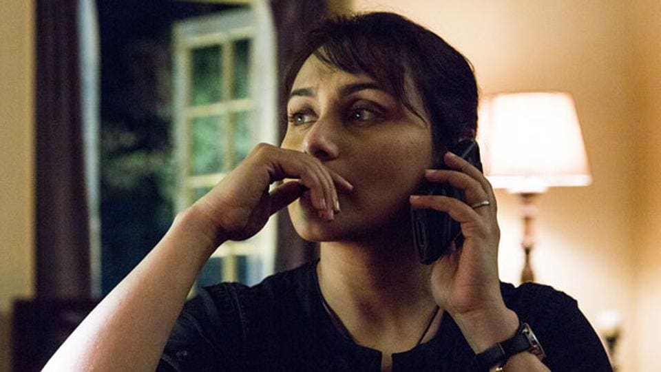 Rani Mukerji will return as Shivani Shivaji Roy in Mardani 2.