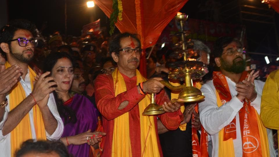 Thousands gathered in Delhi for VHP rally for Ram Temple