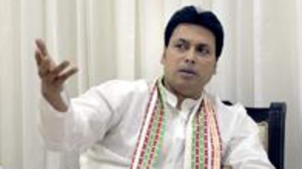 Biplab Deb was scheduled to visit Cooch Behar in West Bengal on December 7 and deputy superintendent of police (security) Kamal Sukla Das had visited the state to prepare for the CM's trip and ensure adequate security measures.