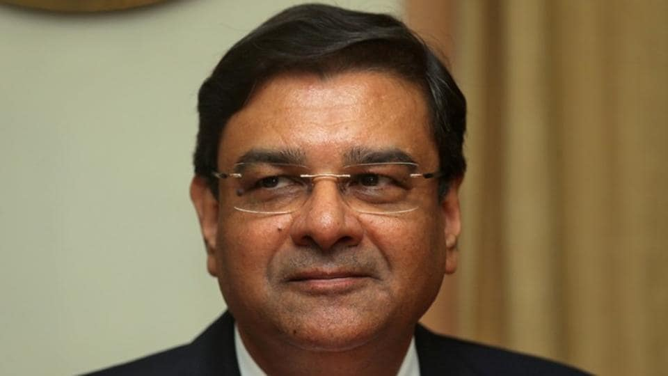 The Reserve Bank of India (RBI) governor Urjit Patel pauses during a news conference after a monetary policy review in Mumbai on December 5.