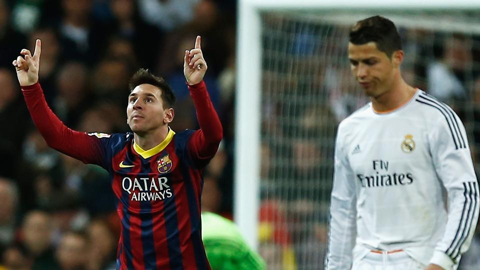 Ronaldo Challenges Messi To Join Him In Italy