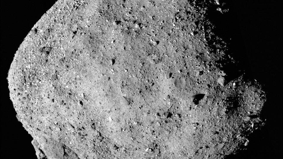 NASA,Asteroid close to earth,Asteroid Bennu
