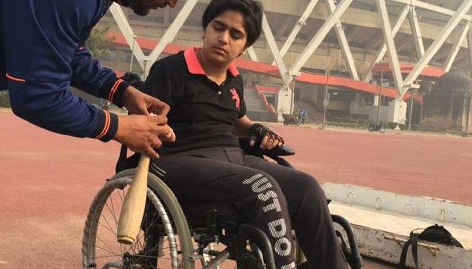 Budding wrestler Kashish Lakra now dreams of paralympic medal post