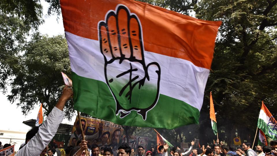 Congress stakes claim in MP, told to wait till poll results out