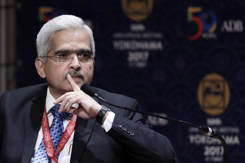 Shaktikanta Das assumed charge as the 25th Governor of the Reserve Bank of India.