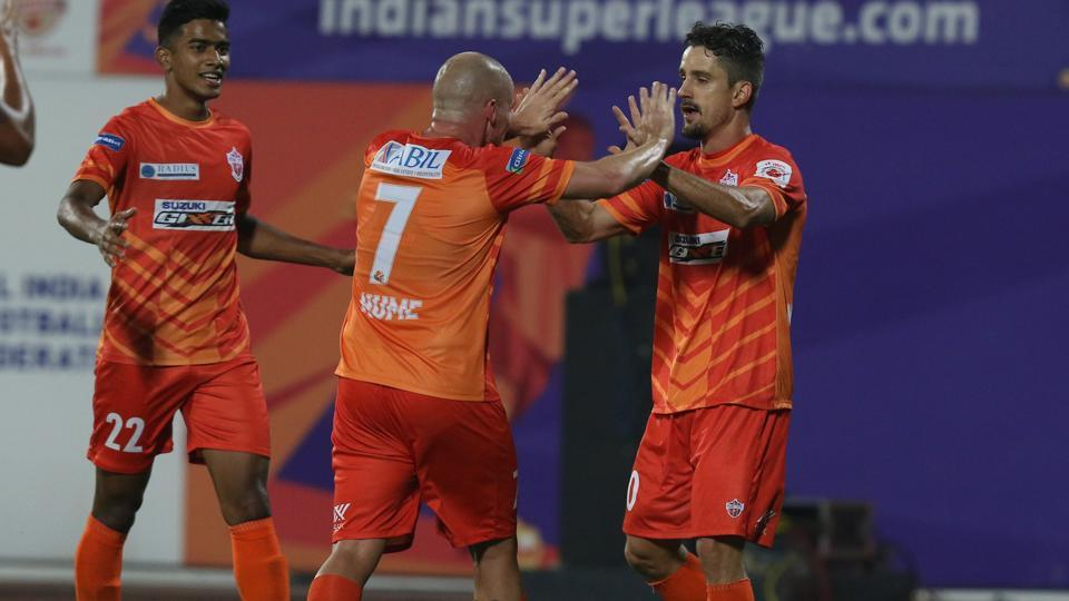 Indian Super League: FC Pune City get another win, beat FC ...