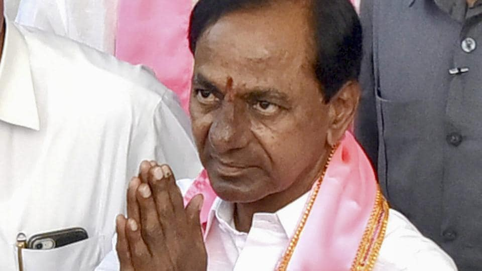 Telangana election results Highlights: KCR calls for non-BJP