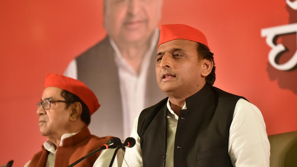 In a jibe at Uttar Pradesh chief minister Yogi Adityanath for calling Hindu god Hanuman a Dalit, Samajwadi Party president Akhilesh Yadav on Wednesday asked him to reveal the caste of other deities also.