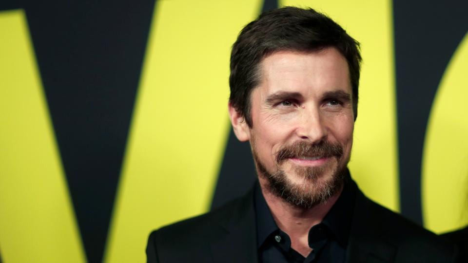 Christian Bale says Donald Trump 'thought he was Bruce Wayne'