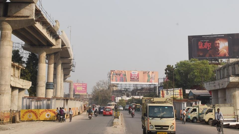 The Kukrail flyover would also act as an alternative route and go a long way in decongesting traffic on the city's inner roads