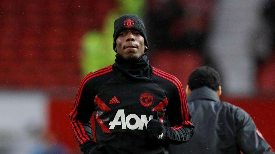 File image of Manchester United's Paul Pogba.