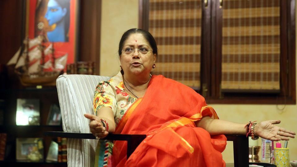 Vasundhara Raje lost perception battle before poll loss in Rajasthan