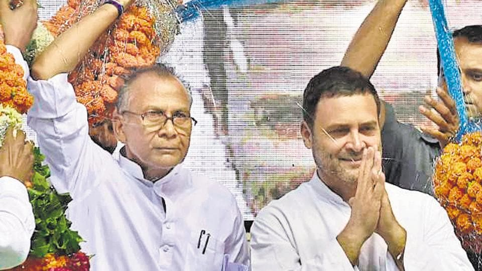 Chhattisgarh results show Cong picked upTamradhwaj Sahu  at the right time