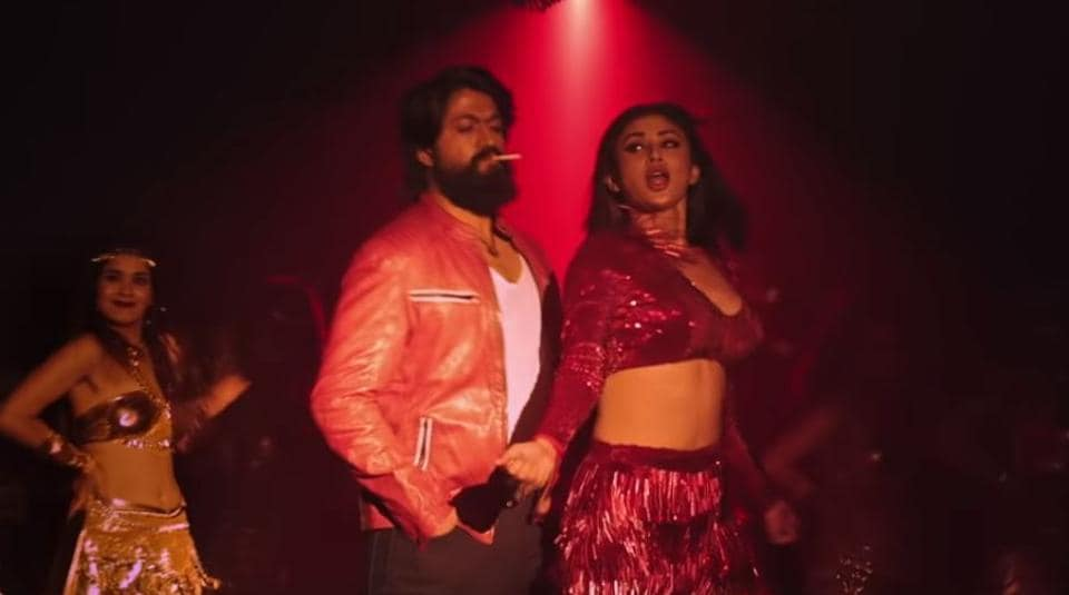 KGF song Gali Gali: Yash and Mouni Roy refresh 80s Hindi hit