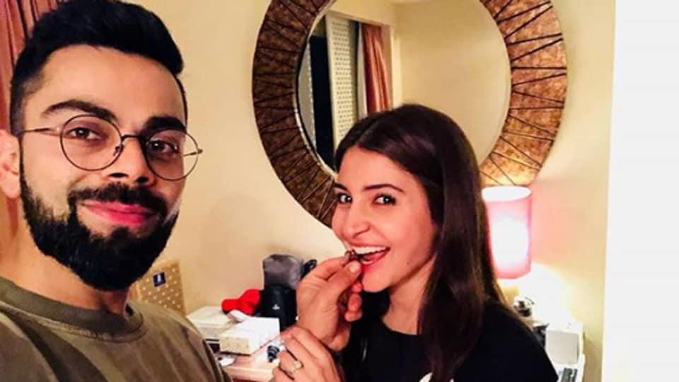 Virat Kohli's 'Happy birthday my love' post is Instagram's most loved picture of 2018.