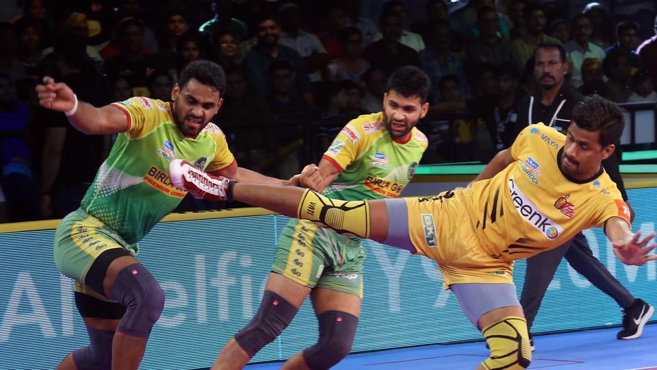 Pro Kabaddi League 2018,Pro Kabaddi League,Telugu Titans